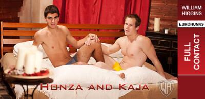 WHiggins - Kaja and Honza - Full Contact - 14-04-2012