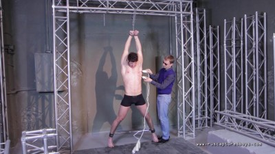 RusCapturedBoys - Rent-a-Body II - Veniamin - Part I