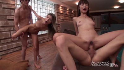 Gina Gerson and Marica Hase - Exciting Desire HD