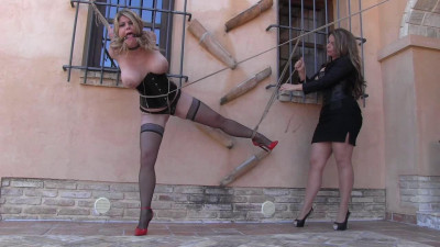 Extreme Bondage And Super Torture For A Very Sexy Girl