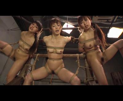 Torture Triple X Itsuki Karin Mizuna Rei Misaki Yui