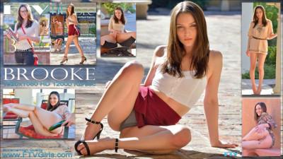 Brooke - Comfortable Sexuality (2016)
