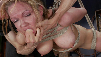 Rain Degrey is annihilated by massive cock — Only Pain HD