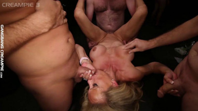 The Ultimate Gangbang And Creampie Part 9