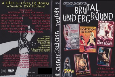 White Slavers Brutal Underground Part 1 (1974)