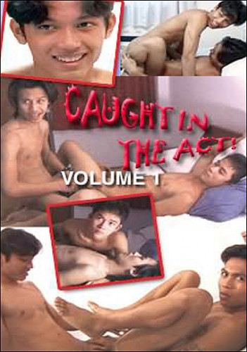 Caught in the Act 1 - Asian Gay, Hardcore, Blowjob