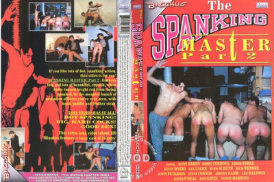 The Spanking Master Part 2