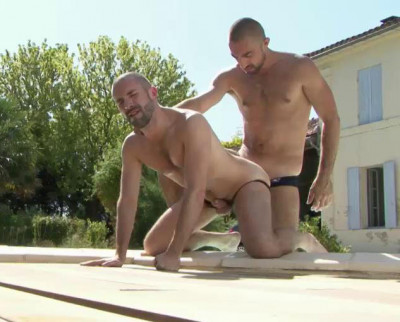 David fuck Nicolas Torri in the scene Deep