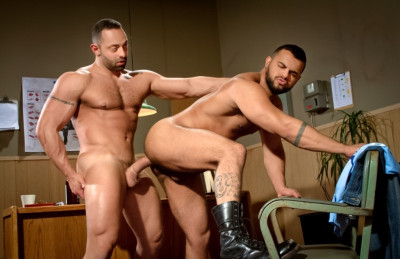San Francisco Meat Packers - Part 1: Fabio Stallone, Tony Orion