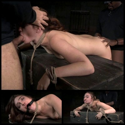 Bent Over, Bound & Deepthroat (11 Feb 2015) Sexually Broken