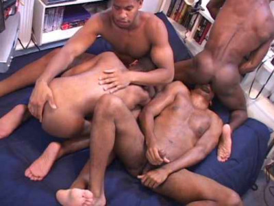Black Boys In  Brutal Anal