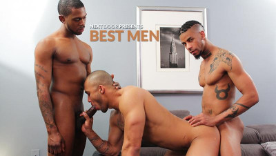 NDEbony - Best Men - Kiern Duecan, Jin Powers & Krave Moore