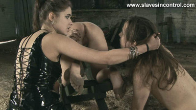 Sweet pain and humiliation