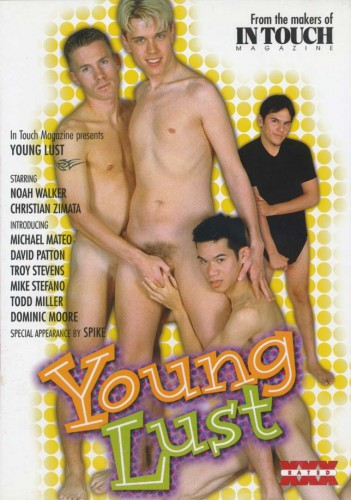 In Touch Magazine — Young Lust