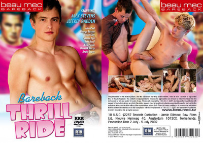 Beau Mec Bareback – Bareback Thrill Ride (2007)