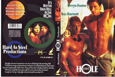 The Hole (1994) cover