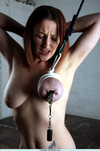 Aylas Boobs Caned