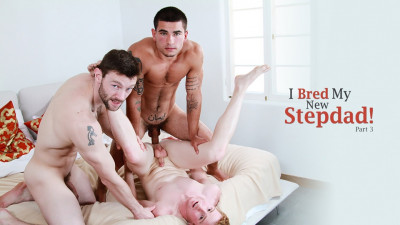 I Bred My New StepD ad Part 3 - young, raw, large