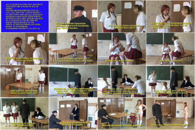 RRussian Slaves #75- Woman Gymnazium for New Russian