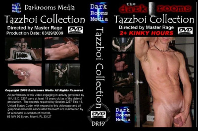 Tazzboi Collection Disc 1 & 2