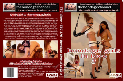 Bondage Girls In Love # 3 TheBondageChannel