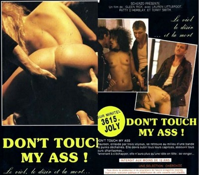 Don't touch my ass (1986) VHSRip