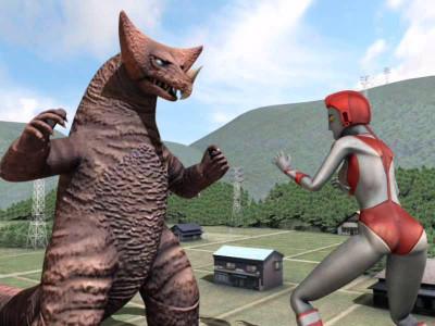 Hikari No Oujo Densetsu 3D HD New Series 2013 Year