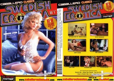 Swedish Erotica 81: Ginger Lynn