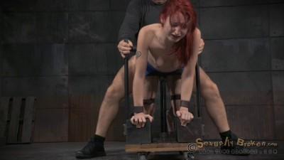 Violet Monroe - Total destruction in the final part of Violet Monroe's
