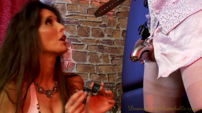 DominatrixAnnabelle — Super Gold Collection. 28 Clips. Part 3.