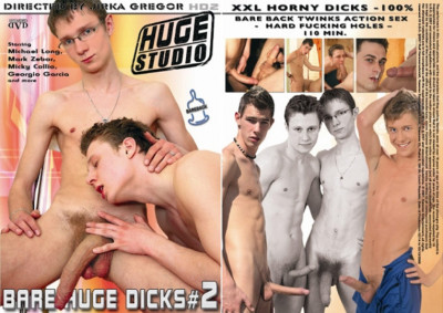 Bare Huge Dicks vol.2 (huge, fucking, enjoy)
