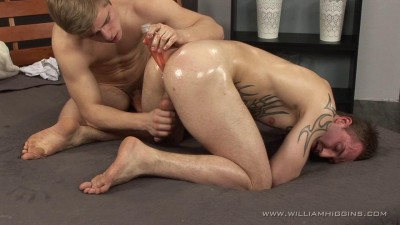 Description Ivan and Milan Massage (2014)