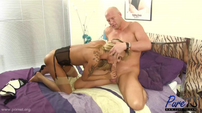 Busty Blonde British Bird Mia Maffia Gets Loved Up & Banged