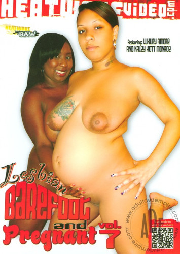 Lesbian Barefoot And Pregnant 7