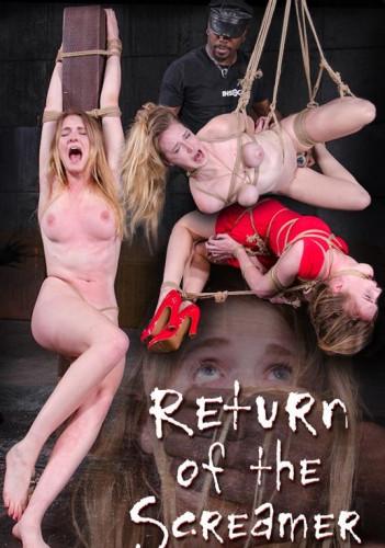 Rough Rope Bondage-Return Of The Screamer