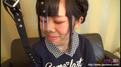 Extreme - Asian Girl Brutally Gagged