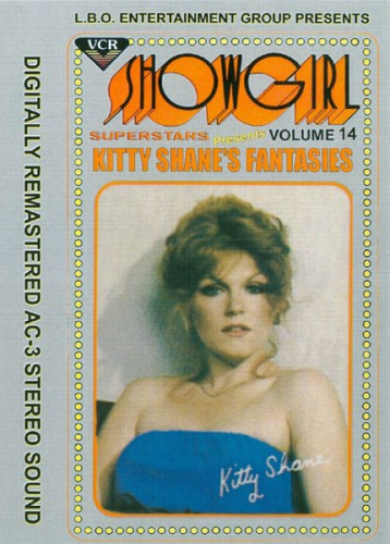 Showgirl Superstars 14: Kitty Shane's Fantasies