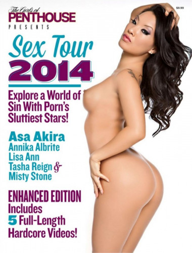 The Girls Of Penthouse - Sex Tour 2014