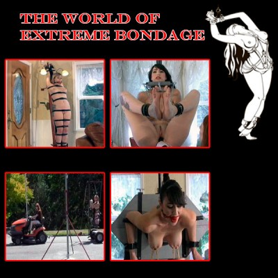 The world of extreme bondage 40