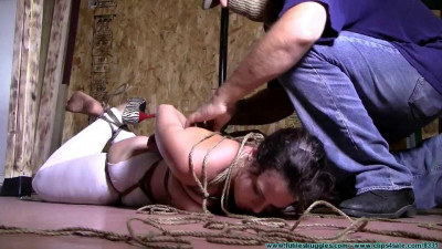 4 Positions & 2 Gags For Lexy Mae – FS
