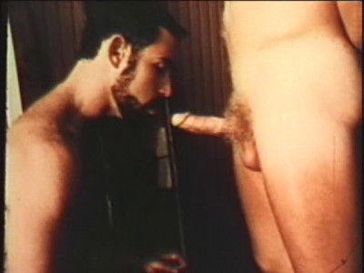 Vintage Bareback Hairy Muscle Daddy Pt. vol.1