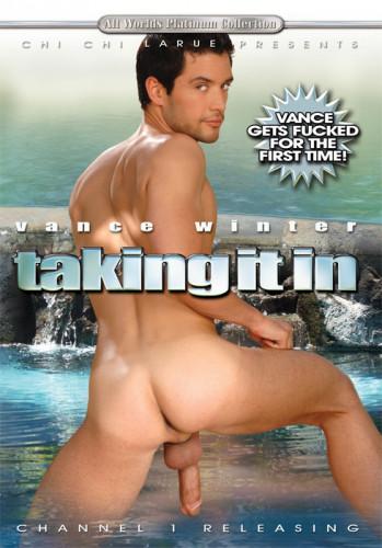 Vance Winter Taking It In