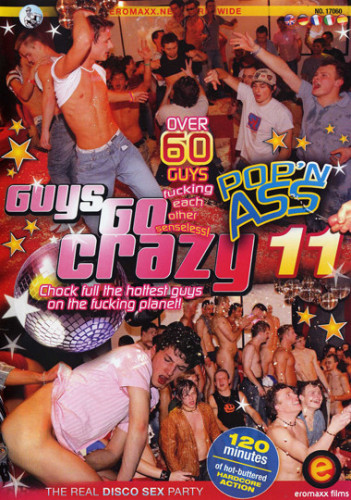 Guys Go Crazy 11 Pop'n Ass