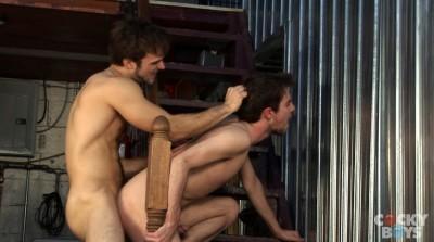 Cocky Boys - Gabriel Clark drills Andrew Elliot