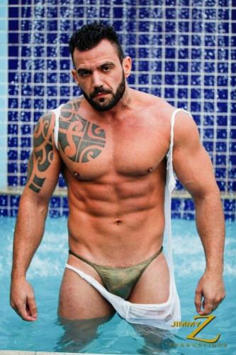 JmyZ - sexual gay porn dvd xxx Gustavo - Pool Time , gay symbols backgrounds.