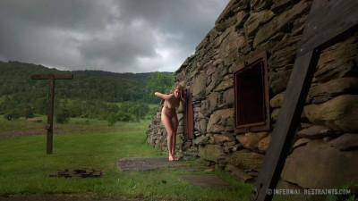 Ashley Lane Is Insane (29 Aug 2014) Infernal Restraints