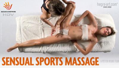 Description Hegre Art – Sensual Sports Massage 1080p