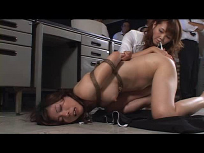 Woman enema pump blame 3