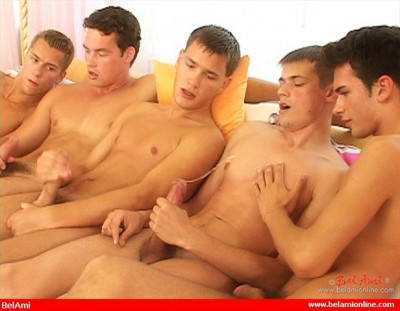 Julians Orgy