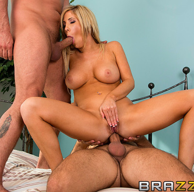 Blonde Lady Gets Best Ass Fucking Of Her Life